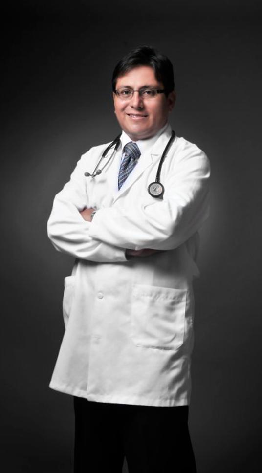 Dr. Mario Terán